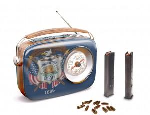 Gun Radio Utah Square