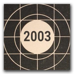 Target Achievment Year2003