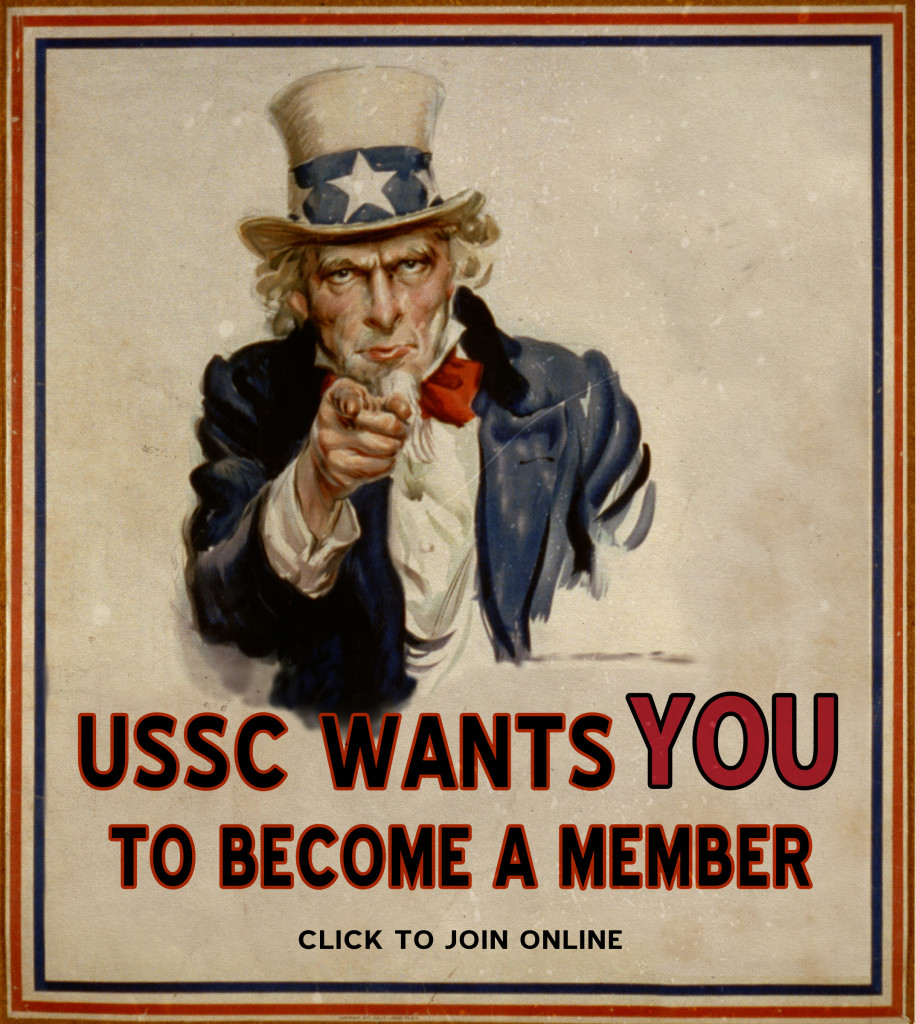 USSC Wants You to Become a Member Uncle Sam