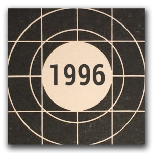 Target Achievment Year1996