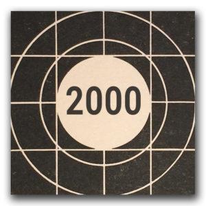 Target Achievment Year2000