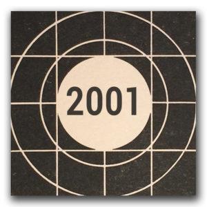 Target Achievment Year2001