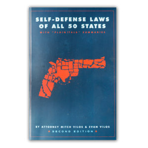 50 State Gun Law Cover