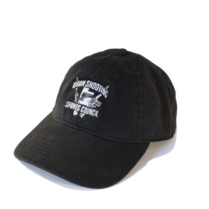 Black USSC Hat 0 Floppy with Gun Logo